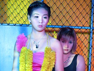 Karaoke Girls in Thailand