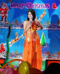 Thai Christmas Show