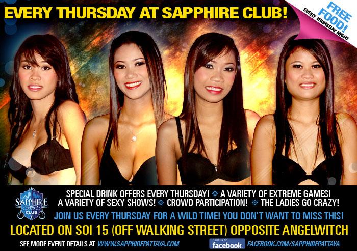 Night Clubs in Pattaya
