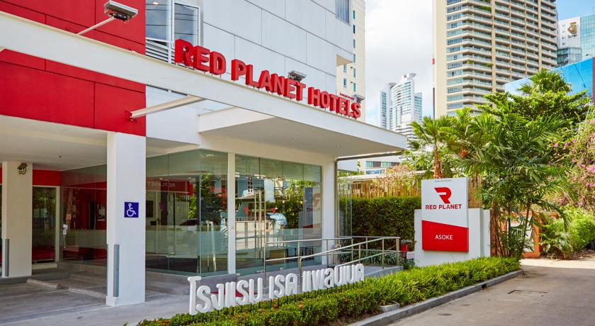 Red Planet Asoke Bangkok